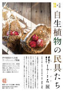 種水土花チラシ
